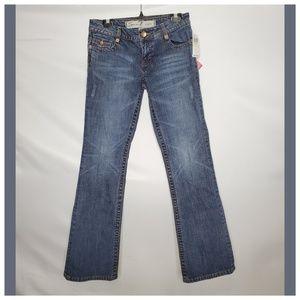 🆕️ Seven 7 Women's Flare Jeans Flap Pockets